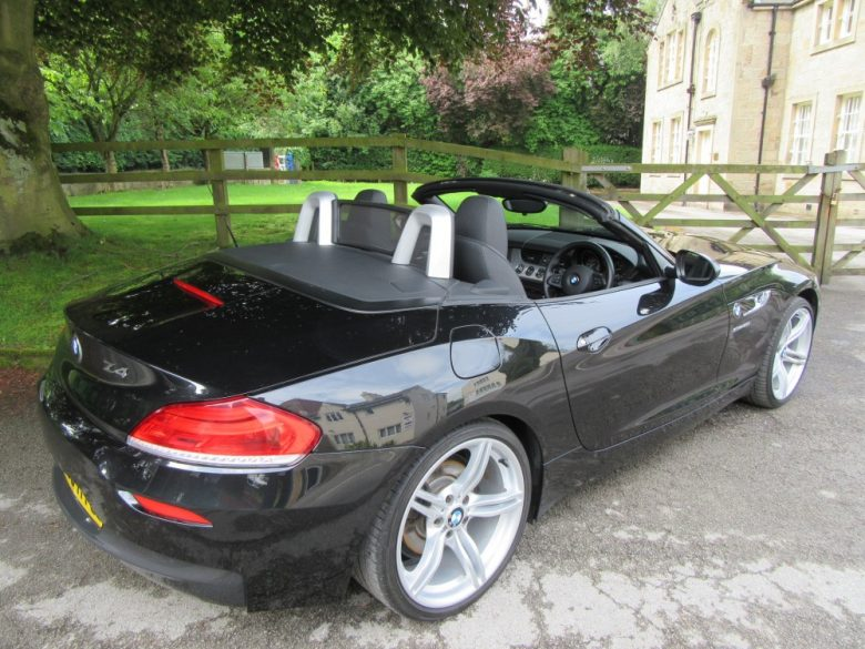 Bmw Z4 Sdrive 20i M Sport S S Convertible 2dr 184bhp 6