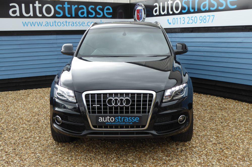 Audi Q5 buy now